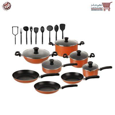 سرویس پخت و پز 22 پارچه تفال مدل Prima دیجی سلز